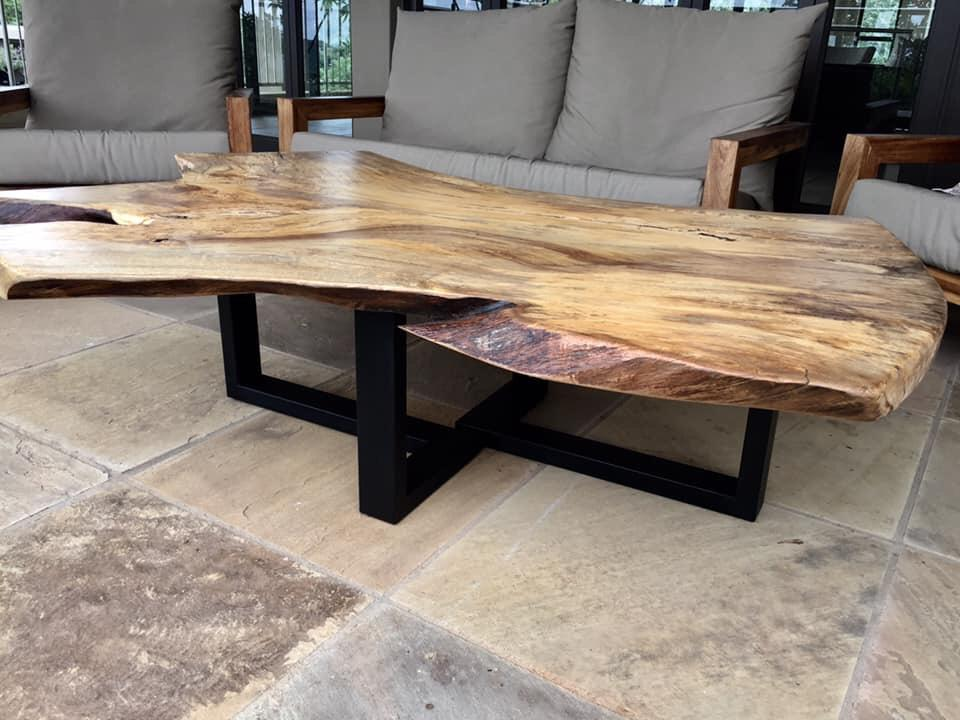 Live Edge Wooden Furniture